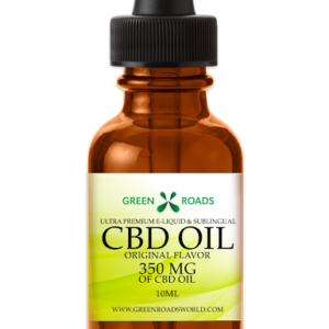 CBD Oil (Cannabidiol)